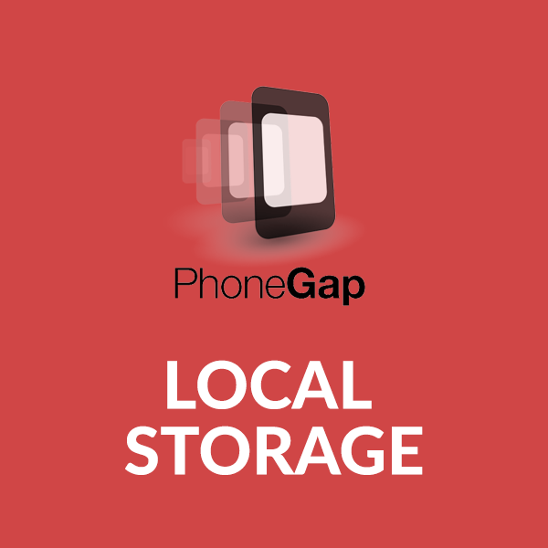 A Summary of Local Storage Options for PhoneGap Applications