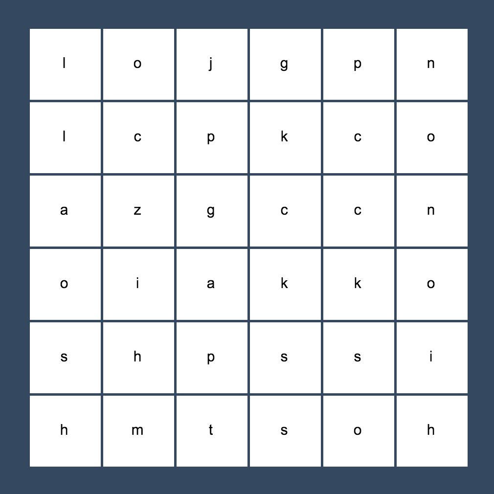 Part 2: Building a Word Search Game in HTML5 with Phaser