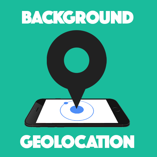 Adding Background Geolocation to an Ionic 2 & 3 Application