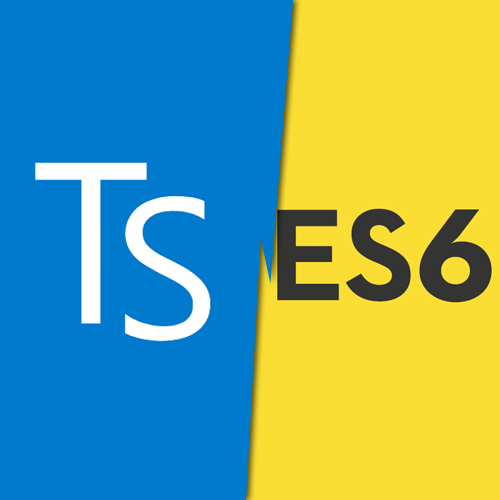 Converting ECMAScript 6 to TypeScript in Ionic 2