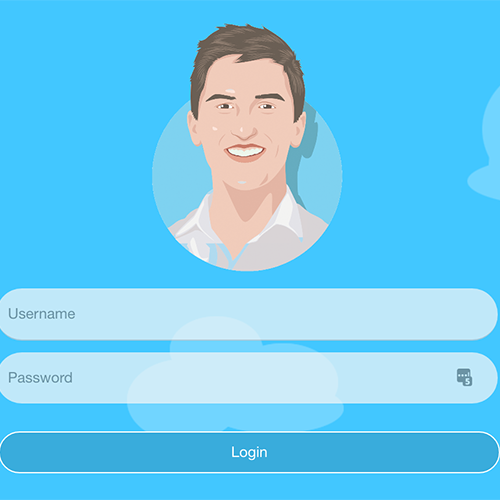 Create an Animated Login Screen in Ionic 2