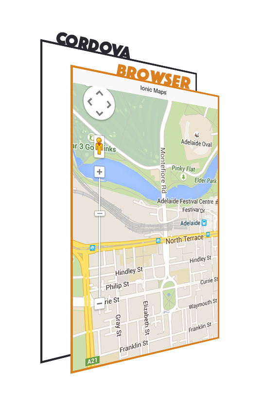 Google Maps JS SDK