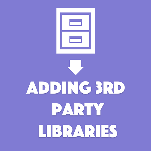 How to Install 3rd Party Libraries in Ionic 2