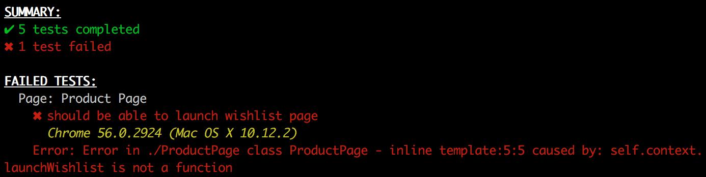Another Wishlist Page Error