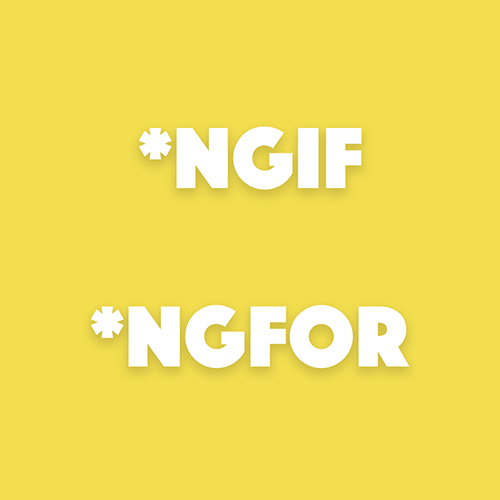 An Introduction to Structural Directives: *ngIf & *ngFor
