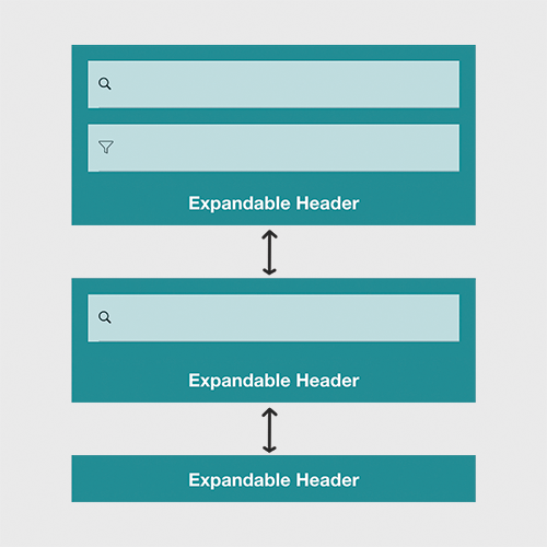 Creating a Custom Expandable Header Component for Ionic 2 & 3