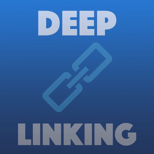 Link to Pages via URLs with Deep Linking in Ionic