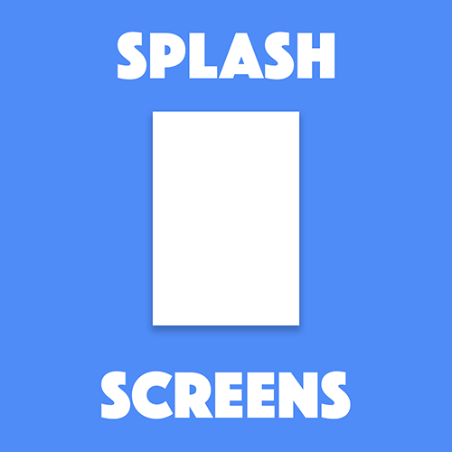 Using the Splash Screen Plugin with Ionic