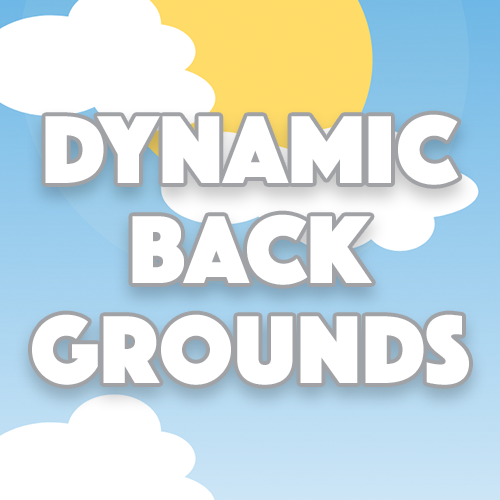 Animating a Dynamic Background with an SVG in Ionic