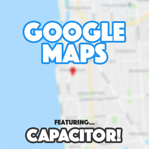 Using Google Maps and Geolocation in Ionic with Capacitor
