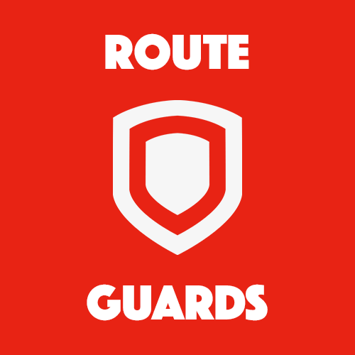 Prevent Access to Pages in Ionic with Angular Route Guards