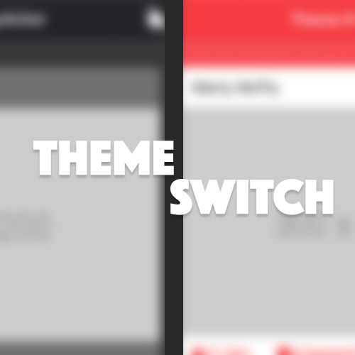 Creating a Theme Switcher Service in Ionic Using CSS4 Variables