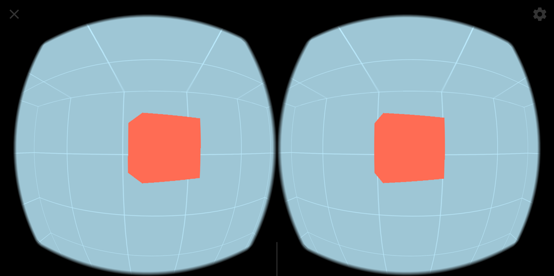 ThreeJS VR example
