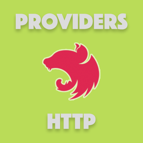 Using Providers and HTTP Requests in a NestJS Backend