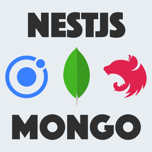 Using MongoDB with Ionic and NestJS