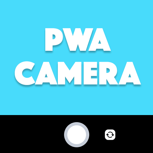 Using the Camera API in a PWA with Capacitor