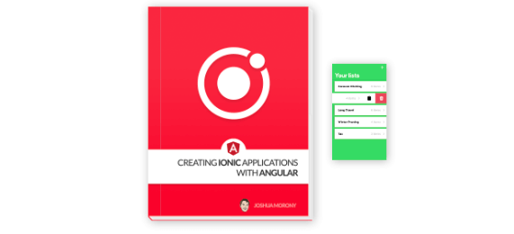 Creating Ionic Applications with Angular - Basic